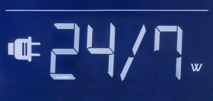 24/7 NAS-Dauerbetrieb oder runterfahren?